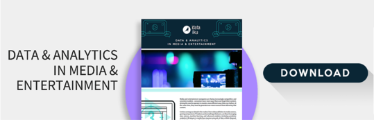 Your guide to predictive analytics in media and entertainment