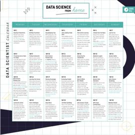SMALL IMAGE Data Scientist Calendar