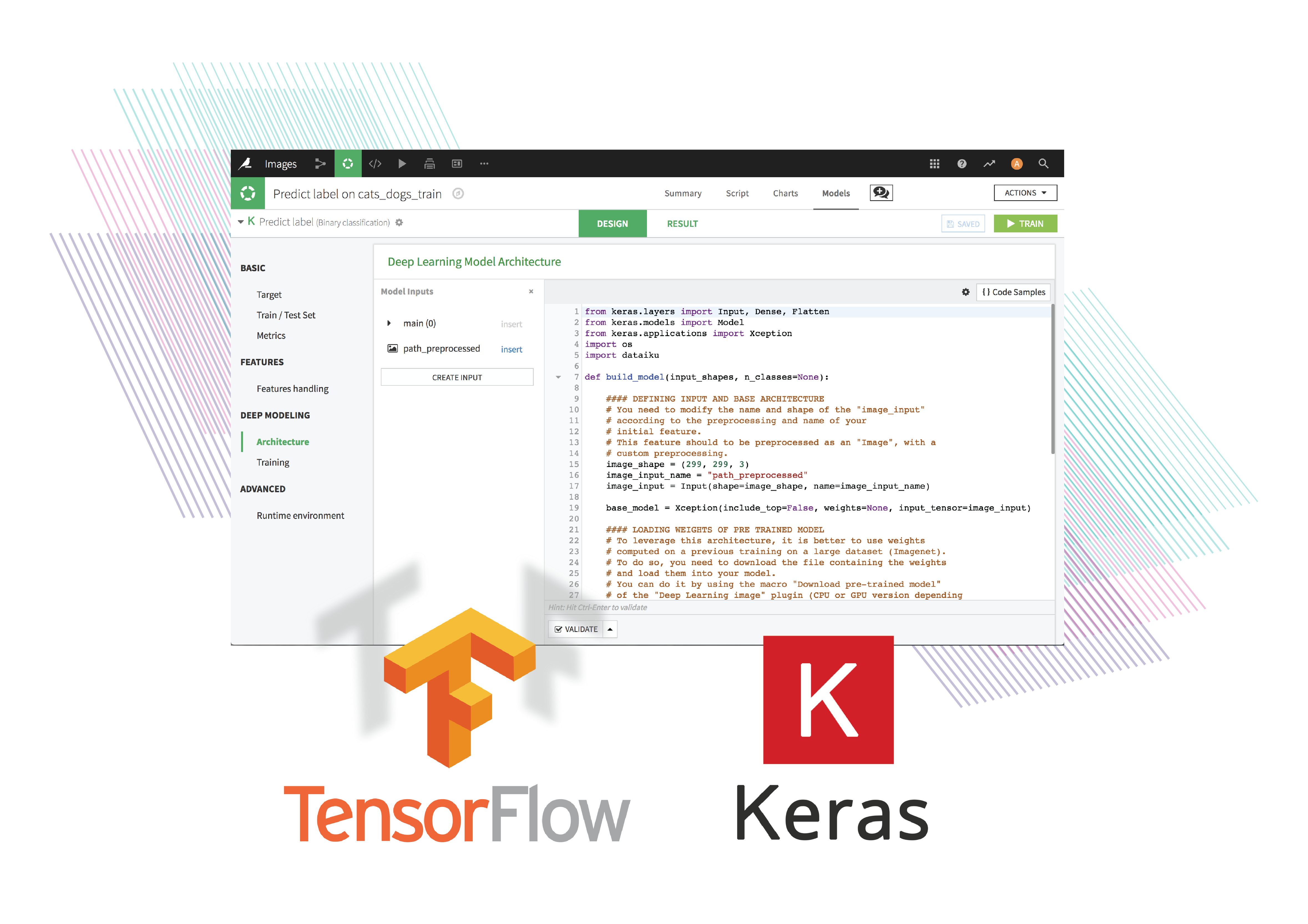 tensorflow+Keras_screen