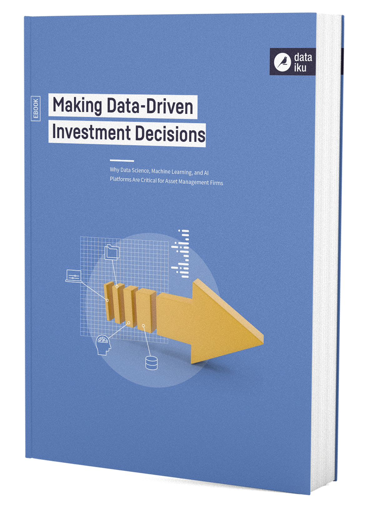 3D Cover Data-Driven Investment Decisions