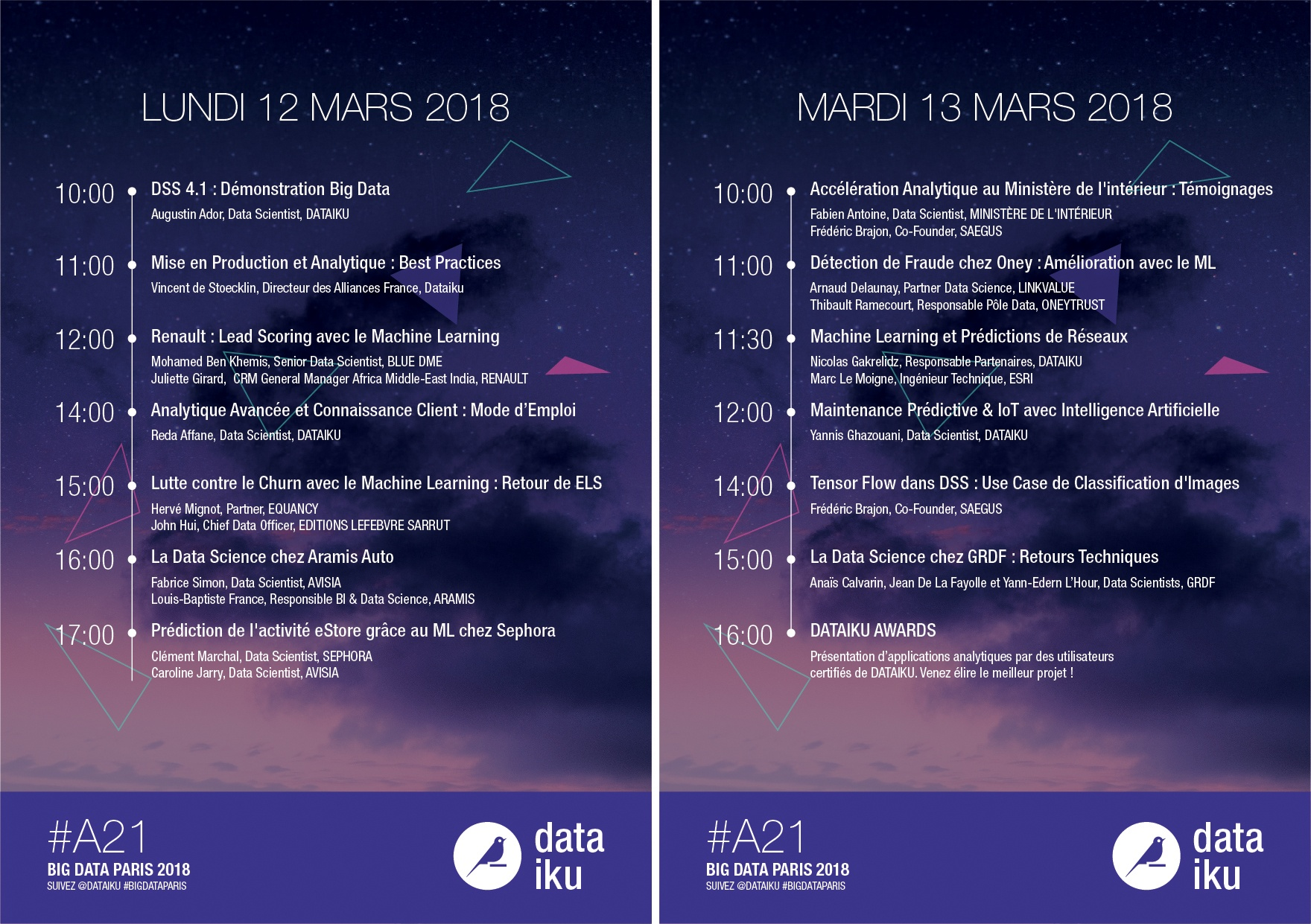 Saegus participera au salon big data paris 2018 au c t de - Salon big data paris ...